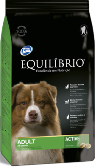 equilibrio adult medium breed 15 kg