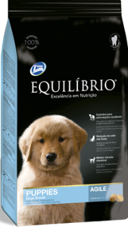 equilibrio puppies large breed 15 kg