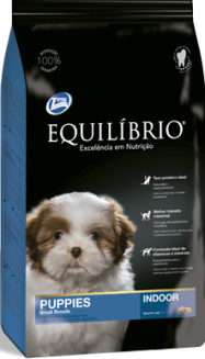 equilibrio puppies small breed 2 kg